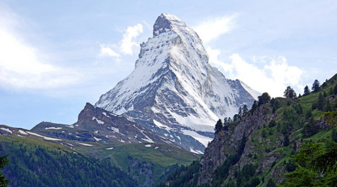 Wyjazd na trekking w Alpy