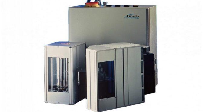 Promienniki UV w zastosowaniu przemysłowym.